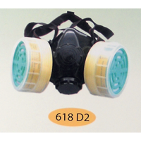 Mặt nạ lọc độc 2 mõm 618D2